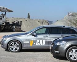 V-Cab - Documententransport
