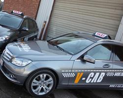 V-Cab - Taxi